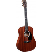 Martin Junior Series Mini Dreadought, Sapele