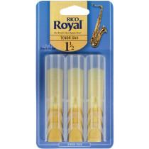 Rico Royal Tenor Sax Reed 1.5, Pack