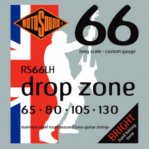 Rotosound RS66LH Electric Bass Strings, ExHeavy