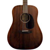 Sigma 15 Series Dreadnought Guitar, Mahogany