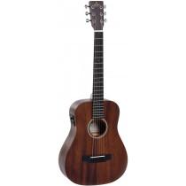 Sigma TM-15E Travel Guitar EQ, Mahogany