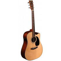 Sigma Guitars 1 Series Dreadnought Electro, Cutaway
