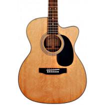 Sigma 1 Series 000 Electro Guitar, Cutaway