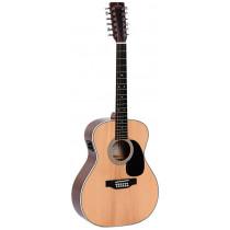 Sigma JM12-1E Jumbo 12-St Electro Acoustic