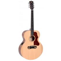 Sigma GJME Jumbo Guitar, Spruce