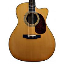 Sigma Guitars JTC-40E Jumbo Cutaway Guitar, EQ