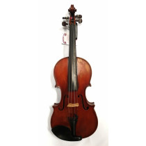 A fine Violin by George Langton Dykes, pupil of Paul Bailly, Leeds 1904