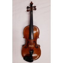 Old German Violin c18th possibly Mathias Hornsteiner 2 one piece back in good condition