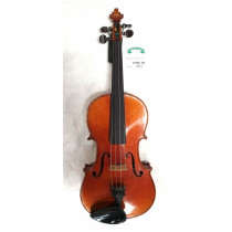 German Violin Wolf Brothers 1896 Shaded varnish two piece back in outstanding condition.