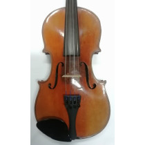 German 3/4 Violin circa 1930,  2 piece back, shaded amber varnish, new setup, good tone