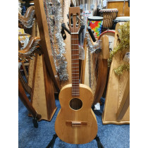 Roger Terry hand made Ukulele, small body baritione, hand made in Bristol