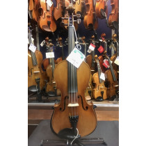 Lovely vintage fiddle, warm sweet evenly balanced tone