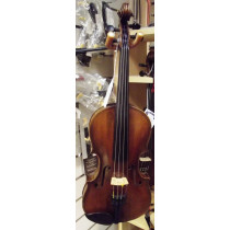 7/8 Giovanni Paolo Maggini copy violin flame back with case