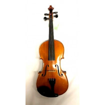 Rushworth & Dreaper Apollo Violin circa 1915, well flamed 2 piece back, amber varnish, excellent condition and