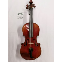 German 4/4 Violin 1930's, beautiful well flamed maple one piece back, matching ribs, excellent condition
