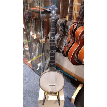 Early Clifford Essex Banjo. 15a Grafton, London. 1900-1919. Nice old 5 String.