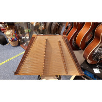 Old English Hammered Dulcimer. Sold as seen.