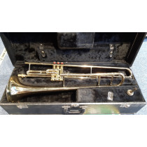 DEG Trombone. Excellent condition ex-military band instrument.