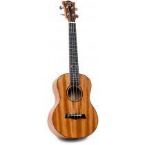 Snail UKT-518E Tenor Ukulele, Red Binding