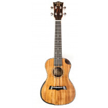 Snail SR-04C Concert Uke, All Solid Acacia