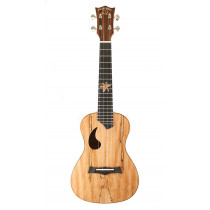 Snail BH-1C Spalted Maple Concert Uke