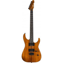 LTD M-1000HT Electric Guitar, Natural Gloss