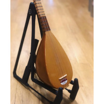 Cura (Baglama) Saz, by 'Saz LTD'. In good condition, 3 courses and has quarter note frets.