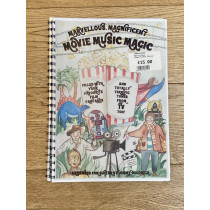 Marvellous Magnificent Movie Music Magic- A book of tv themes tabbed for guitar