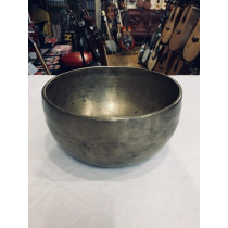 Singing bowl. 7 1/2inches E
