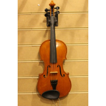 John Creswell 2005 Violin with bow and case.