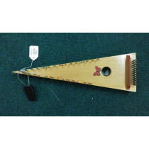 Deadrat Bowed Psaltery, good condition