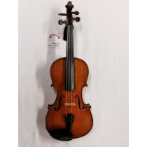 German stradivarius copy 1920's, with bow and case