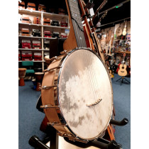 Slim Jim 'The Hampshire' 5-string O/B Banjo. Made in Southampton UK. Exquisite.