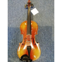 Stainer Coppy Violin. Repaired Split on Back. Circa 1900.