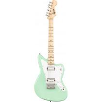 Squier Mini Jazzmaster Guitar HH, Green