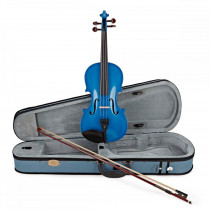 Stentor Harlequin Violin Outfit Marine Blue 4/4
