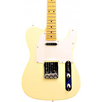 Sx Electric Guitars 8675 Electric Guitar TC Style.White