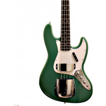 Sx Electric Guitars 8694 Electric Bass JB, Vintage Green