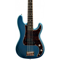 Sx Electric Guitars 8695 3/4 Electric Bass PB Met Blue