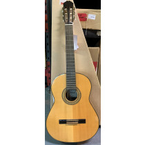 Carvalho 5S Classical Guitar, 5S - Seconds