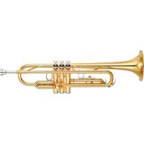 Yamaha YTR-4335 Bb Trumpet, brass