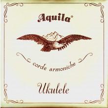 Aquila 13U Tenor Nylgut Uke Set, Wound C