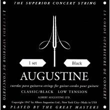 Augustine Black Label Guitar String Set