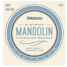 D'Addario EJ73 Phosphor Bronze Mandolin Strin