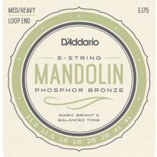 D'Addario EJ75 Phosphor Bronze Mandolin Strin