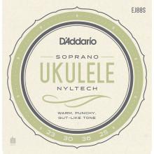 Daddario EJ88 Soprano Ukulele Strings