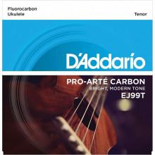 D\'Addario EJ99T Pro Arte Carbon Uke Str. Tenor