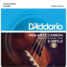 D'Addario EJ99TLG ProArte Carbon Uke Str. Low G