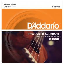 D'Addario EJ99B Pro Arte Carbon Uke Str. Barti