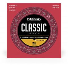 D'Addario EJ27 Single 1st E Nylon String